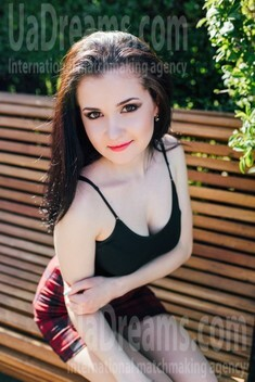Tanya from Cherkasy 21 years - cool photo shooting. My small public photo.