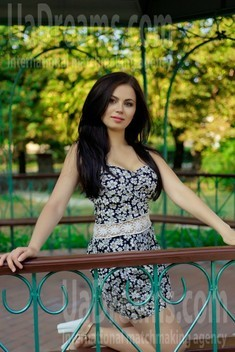 Lily from Sumy 22 years - amazing appearance. My small public photo.