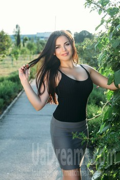 Lily from Sumy 23 years - Kind-hearted woman. My small public photo.
