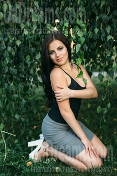 Lily from Sumy 23 years - intelligent lady. My small public photo.