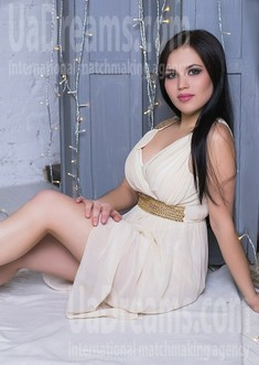 Lily from Sumy 23 years - single russian woman. My small public photo.
