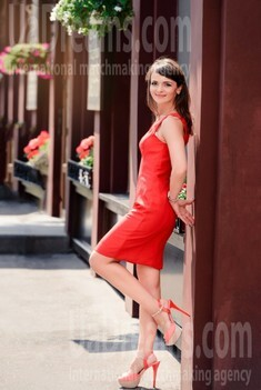 Natasha from Cherkasy 37 years - independent woman. My small public photo.