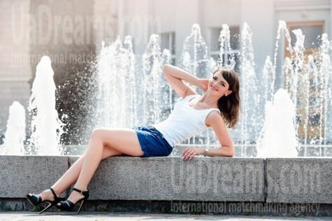 Natasha from Cherkasy 35 years - joy and happiness. My small public photo.
