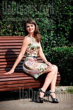 Natasha from Cherkasy 35 years - bright smile. My small public photo.