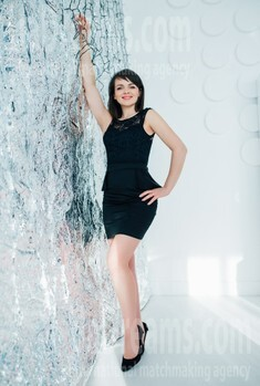 Natasha from Cherkasy 36 years - bright smile. My small public photo.