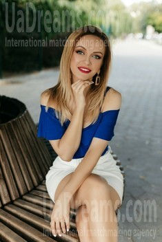 Maria from Ivano-Frankovsk 29 years - girl for marriage. My small public photo.
