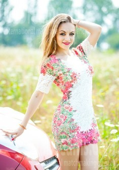 Maria from Ivanofrankovsk 27 years - amazing appearance. My small public photo.