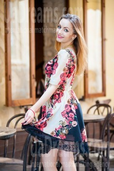 Maria from Ivanofrankovsk 27 years - sunny smile. My small public photo.