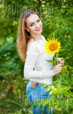 Maria from Ivanofrankovsk 27 years - independent woman. My small public photo.