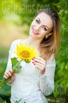 Maria from Ivanofrankovsk 27 years - cool photo shooting. My small public photo.