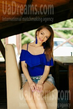 Maria from Ivanofrankovsk 27 years - future wife. My small public photo.