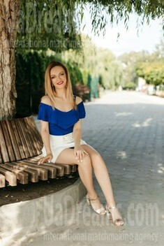 Maria from Ivanofrankovsk 29 years - look for fiance. My small public photo.