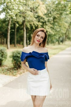 Maria from Ivanofrankovsk 29 years - smiling for you. My small public photo.