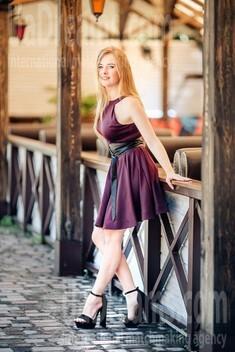 Julia from Poltava 28 years - future wife. My small public photo.