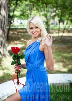 Elena from Odessa 31 years - good girl. My small public photo.