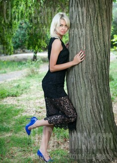 Elena from Odessa 31 years - ukrainian woman. My small public photo.
