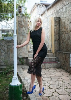 Elena from Odessa 31 years - single lady. My small public photo.
