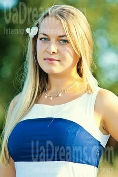 Oksana from Ivano-Frankovsk 29 years - single lady. My small public photo.