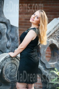 Oksana from Ivanofrankovsk 28 years - wants to be loved. My small public photo.