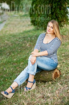 Oksana from Ivanofrankovsk 28 years - beautiful and wild. My small public photo.