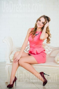 Julianna from Poltava 24 years - charm and softness. My small public photo.