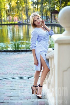 Anna from Kharkov 34 years - look for fiance. My small public photo.