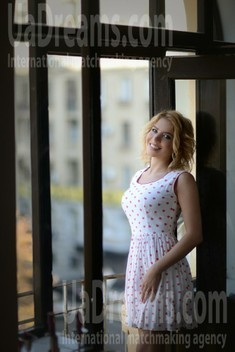 Anna from Kharkov 35 years - intelligent lady. My small public photo.