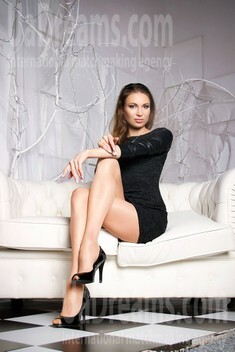 Ekaterina from Zaporozhye 28 years - look for fiance. My small public photo.