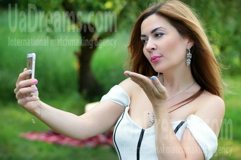 Mira from Zaporozhye 39 years - Kind-hearted woman. My small public photo.