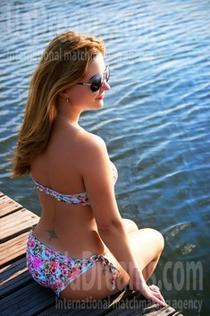 Mira from Zaporozhye 38 years - morning freshness. My small public photo.