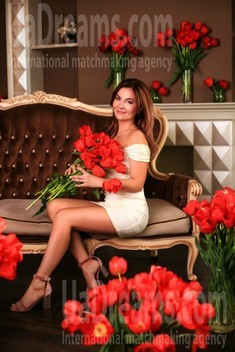Mira from Zaporozhye 39 years - introduce myself. My small public photo.