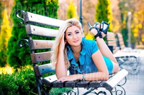 Alina from Cherkasy 39 years - kind russian girl. My small public photo.