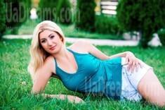 Alina from Cherkasy 39 years - attentive lady. My small public photo.