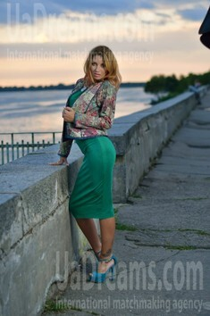 Yulia from Kremenchug 30 years - desirable woman. My small public photo.