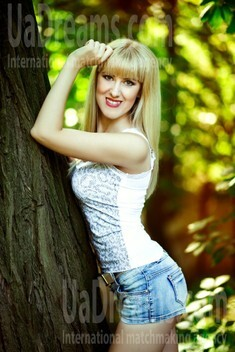 Anastasia from Kiev 27 years - hot lady. My small public photo.