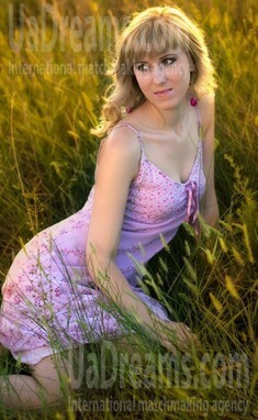 Anastasia from Kiev 27 years - charm and softness. My small public photo.