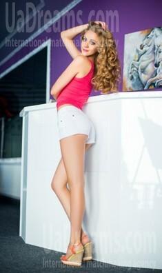 Olya from Ivanofrankovsk 29 years - single lady. My small public photo.