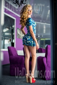 Olya from Ivanofrankovsk 29 years - waiting for husband. My small public photo.