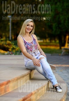 Anna from Rovno 31 years - natural beauty. My small public photo.
