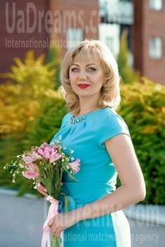 Anna from Dnipro 51 years - desirable woman. My small public photo.