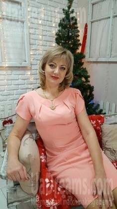 Anna from Dnipro 54 years - looking for relationship. My small public photo.