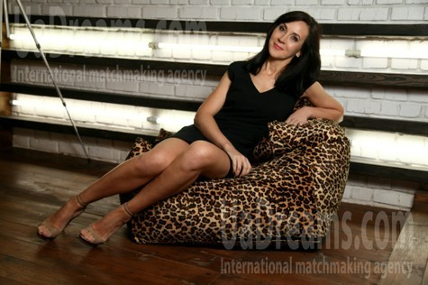 Elya from Sumy 40 years - girl for marriage. My small public photo.