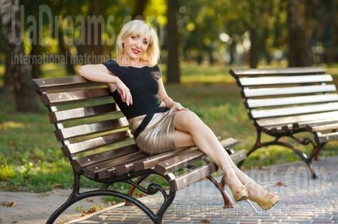 Tanya from Kremenchug 39 years - desirable woman. My small public photo.