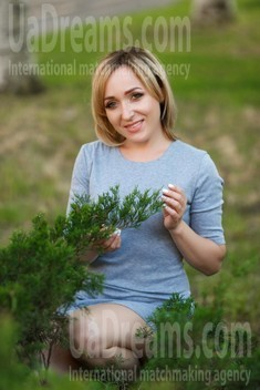 Tanya from Kremenchug 39 years - charm and softness. My small public photo.
