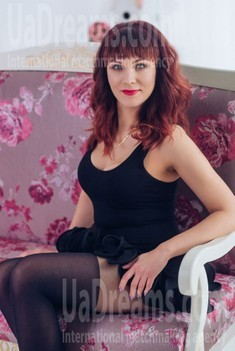 Tamara from Cherkasy 32 years - Warm-hearted girl. My small public photo.