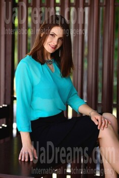 Julia 30 years - beautiful and wild. My small public photo.