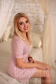 Alyona from Zaporozhye 22 years - seeking soulmate. My small public photo.