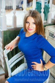 Nadia from Ivanofrankovsk 24 years - looking for relationship. My small public photo.
