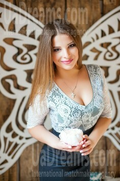Nadia from Ivanofrankovsk 24 years - Music-lover girl. My small public photo.