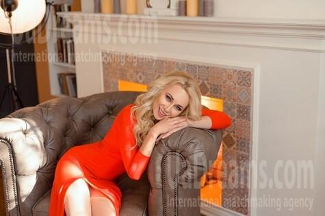Evgeniya from Dnipro 32 years - lovely girl. My small public photo.